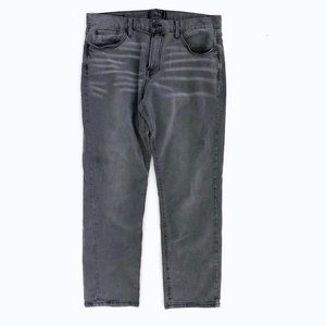LUCKY BRAND Men's Grey 221 Straight Jeans 36x30